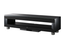 La nueva serie RHT-G es el Home Cinema integrado en un elegante soporte de TV