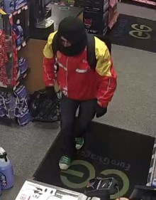 ​CCTV images issued following robbery at Wirral petrol station