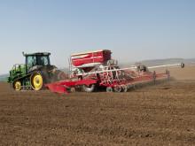 Trejon och Pöttinger lanserar ny 9 meters bearbetande kombisåmaskin – Terrasem C9 Fertilizer