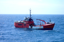 Legendarisk redningsskib takker af