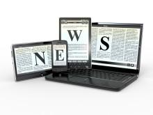 Online news: toujours à jour, toujours en ligne