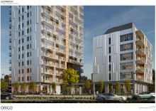 Bygglov väntas för bostäder i city och på Bäckby