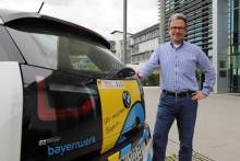 Bayernwerk testet E-Autos als Stromspeicher