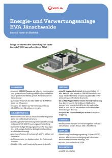 Fact-Sheet EVA Jänschwalde