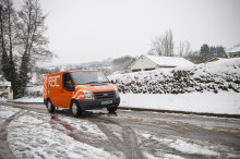 RAC warns drivers ahead of snow due this week