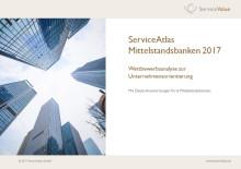 Mittelstandsbanken aus Firmensicht bewertet