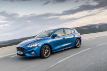 Nový Ford Focus získal maximálních pět hvězdiček za bezpečnost!