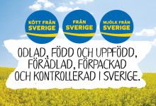 Prioritera svenska råvaror och livsmedel.