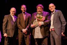 Grant Thornton delar ut pris till Torsten Jansson - Årets Grundare Väst