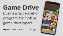 Google and MY.GAMES Venture Capital Launch EMEA Accelerator Programme for Video Game Developers