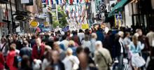 Turismåret 2014: Rekordmånga utländska besökare till Sverige