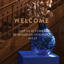 Modiga nyheter med 90-tals vibbar på Formex