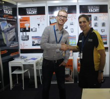 Digital Yacht exhibiting at Marine17 and Sydney Boat Show
