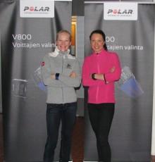 Esittelyssä Polar V800 ja Polar V650 sekä sykepohjainen harjoittelu huippu-urheilussa