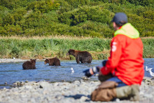 Hurtigruten Expeditions Donates 1% of each Alaskan Booking During Earth Week to Protect Alaskan Wildlife