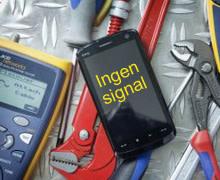 Småföretagare hindras av dålig mobiltäckning