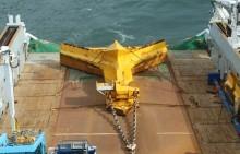 Heavy lift Sea Plow