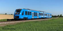 Bränsleceller för tåg