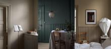 Linen Second Edition - Tidlösa tapeter för rofyllda hem