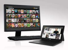 Digitala tidskriftstjänsten Readly släpps för plattor och datorer med Windows 8