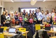 Thoren Framtid först i Sverige att bli en SMART Exemplary School