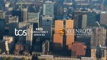 Nyenrode Business University en Tata Consultancy Services (TCS) werken samen aan het versnellen van de digitale transformatie