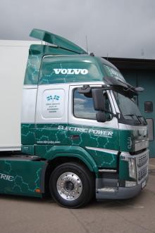 Öresundskraft startar satsning på laddning av tunga fordon