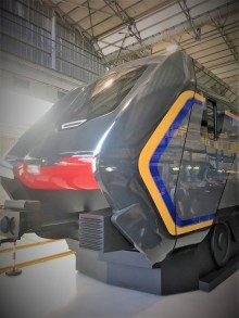 Rock: The New Regional Train presented to the Associations of Disabled Persons and Consumers