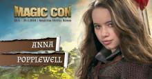 MagicCon 2018: Anna Popplewell bringt die Chroniken von Narnia nach Bonn