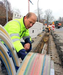 Erweiterte Pläne für Glasfaserausbau in Braunschweiger Gewerbegebieten