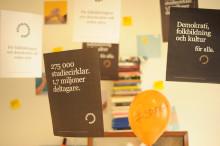 Folkbildning, etablering och validering i Almedalen