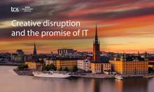 Välkommen till en diskussion med TCS, Ericsson, Microsoft och ASSA ABLOY om vikten av digital transformation