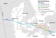 Energistyrelsen indkalder til høring om Baltic Pipe