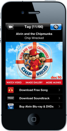 Shazam and Twentieth Century Fox Launch First Shazam-Enabled Movie Promotion Campaign