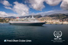 Fred. Olsen Cruise Lines is crowned 'Best for Itineraries' by Cruise Critic experts, for the second year in a row!
