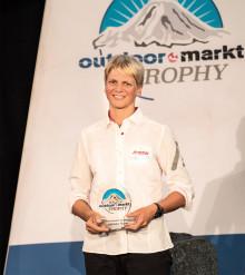 Outdoor-Persönlichkeit des Jahres: Maier Sports Geschäftsführerin ausgezeichnet