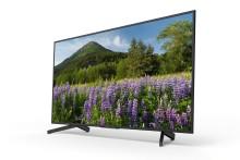 Tvrtka Sony predstavila dvije nove serije 4K HDR televizora