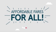 More jobs. Greater competition.  Affordable fares for all. That's Norwegian.