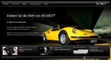 Alles, was Oldtimerfans wissen müssen - Das neue Portal www.belmot.de