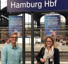 Mit der Deutschen Bahn reisen