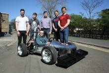 Northumbria automotive designs set to electrify NE1 Newcastle Motor Show audience