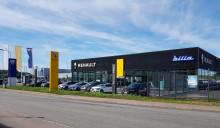 Bilia öppnar Sveriges första Renault Flagship Store i Sisjön