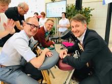 Vlaamse bedrijfswereld in peloton naar Vlaamse verkiezingen