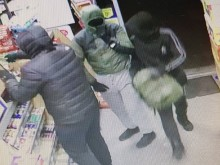 Police investigating Brighton armed robbery release images of suspects