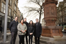 Bigg Market past and future reflected in design project