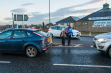 Increased costs approved for link road