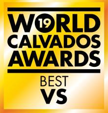 """Folkets calvados vann"". Guld till Anée fine Calvados des Capucins i World Calvados Awards 2019!"