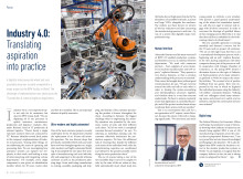 Industry 4.0: Translating aspiration into practice