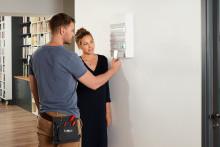 Tavlekomponenter udviklet specielt til boliger