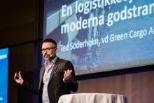 Ted Söderholm talare på Forum Infrastruktur